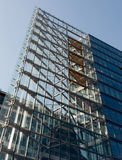 Modern high-rise building in Berlin Stock Photography