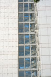 Modern high-rise building. Royalty Free Stock Photography