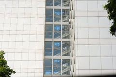 Modern high-rise building. Stock Photo