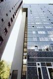 Modern high rise buildings in Hamburg Stock Photo