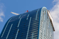 Modern high rise office building Toronto Royalty Free Stock Photo