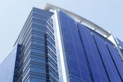 Modern highrise building Stock Image