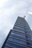Modern highrise building Royalty Free Stock Photo