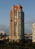 Modern highrise building Royalty Free Stock Photos