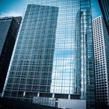 Modern highrise building closeup Stock Photo