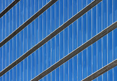 Modern highrise office building facade Royalty Free Stock Photo