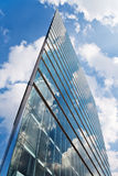 Modern highrise with reflections Stock Photography