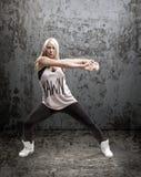 Modern hip-hop dancer Stock Photo