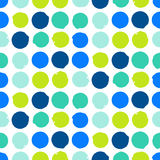Modern hipster background with dots Stock Photo