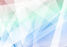 Modern hipster style triangular geometric background. Crystal   Royalty Free Stock Photo
