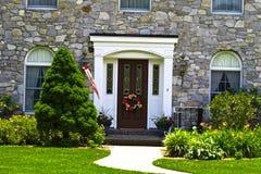 Modern Home Doorway Royalty Free Stock Image