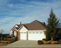 Modern Home In Hayward Stock Image