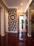 Modern home interior Stock Photography