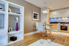 Modern home interior Royalty Free Stock Photos