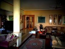 Modern home royalty free stock photos