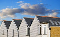Free Modern Homes Stock Image - 102718431