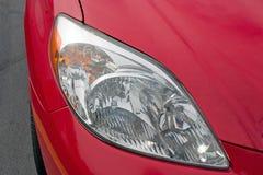 Modern hoofdlicht Stock Afbeelding