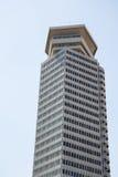 Modern Hoog Stijgingsflatgebouw met koopflats in Barcelona Royalty-vrije Stock Foto's