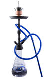 Modern hookah isolated on white background Stock Photos