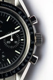 Modern Horloge, Close-up Stock Afbeelding
