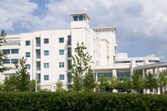 Modern Hospital Stock Photo