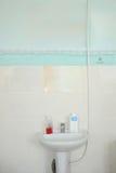 Modern hospital bathroom Stock Photography