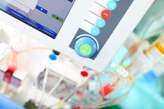 Modern hospital equipment Stock Images