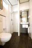 Modern hotel bathroom amsterdam holland