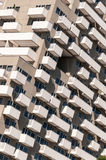Modern hotel building detail Stock Photography