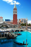 Modern Hotel, Las Vegas. Stock Image