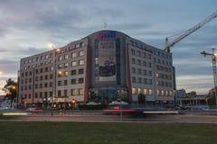 Modern Hotel stock photos