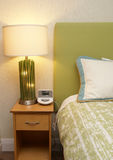 Modern Hotel Room Royalty Free Stock Photo