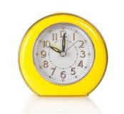 The modern hours an alarm clock Stock Photography