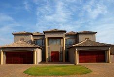 Modern House Royalty Free Stock Image
