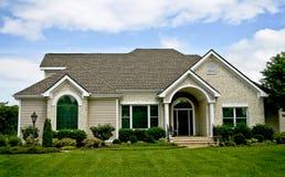 Modern House Royalty Free Stock Photo