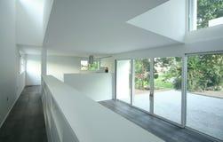 Modern house Stock Photography