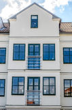 Modern house facade Stock Image