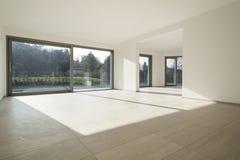 Modern house, interior Royalty Free Stock Photo