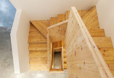 Modern house interior Stock Photography