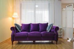 Modern house interior decoration Stock Photography