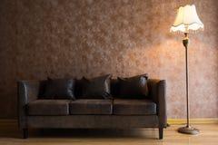 Modern house interior decoration Royalty Free Stock Photo