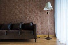 Modern house interior decoration Royalty Free Stock Image