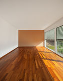 Modern house interior empty room Royalty Free Stock Image