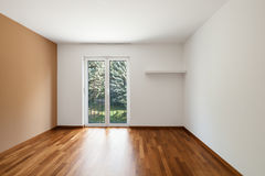 Modern house interior empty room Royalty Free Stock Images