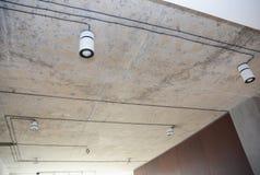 Modern house lighting design. Ceiling Lamp. loft ceiling designs. Ceiling Lights. Modern house lighting design. Ceiling Lamp. loft ceiling designs stock images