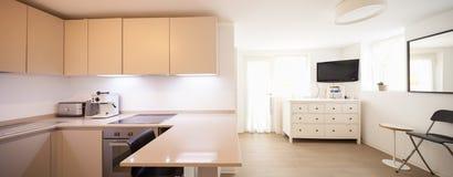 Modern house,modern kitchen Stock Photo