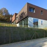 Modern house, outdoor Stock Photo