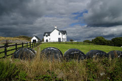 Modern House in West Cork Ireland Royalty Free Stock Photo