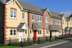 Modern Housing Royalty Free Stock Photo