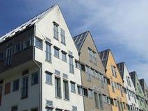 Modern Housing Royalty Free Stock Photos